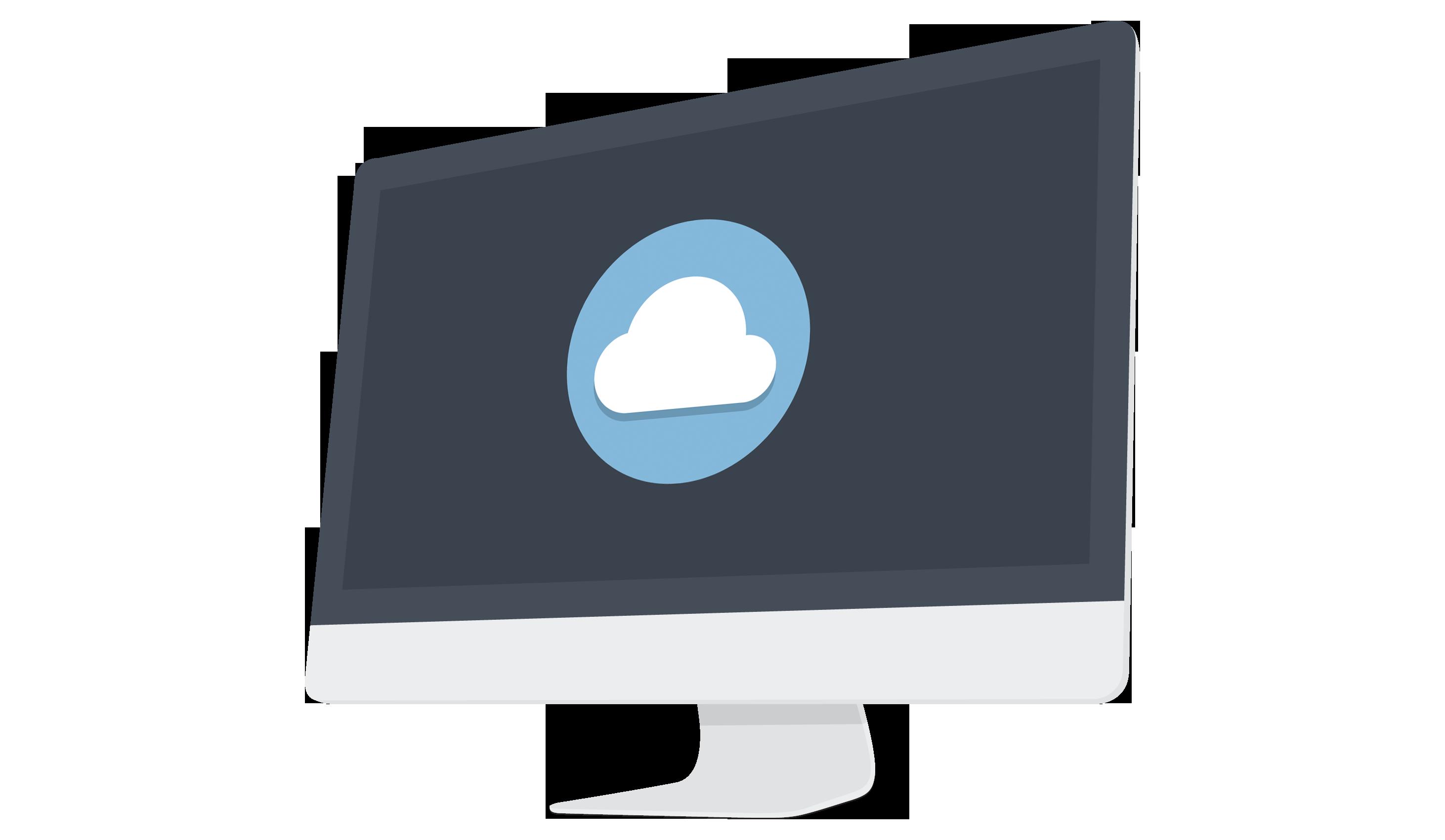 iMac_cloud